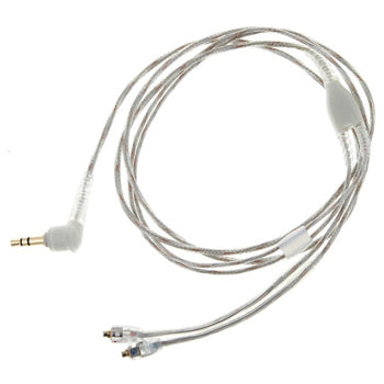 Shure EAC46CLS Clear Replacement Audio Cable - 1.2m