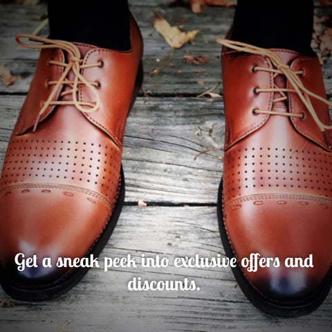 Exculsive Offers on Brown Oxford Men Shoes