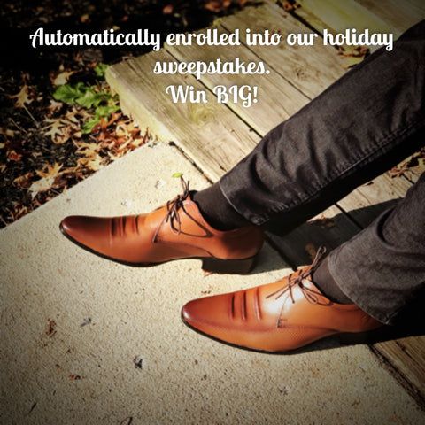 Exiciting Holiday Deals on Men Dress Shoes