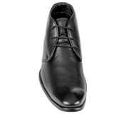Men's High Top Plain Toe Oxford - CAGA SHOES