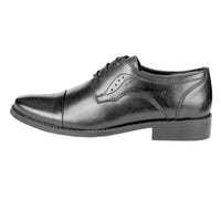 Men's Traditional Cap Toe Oxford - CAGA SHOES