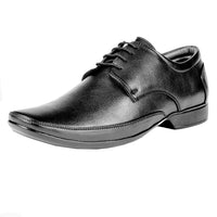 Men's Traditional Plain Toe Oxfords - CAGA SHOES