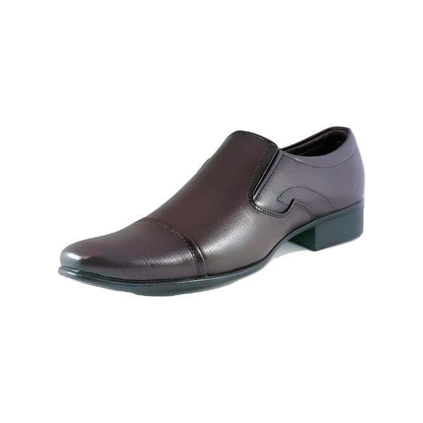 Cap Toe loafers