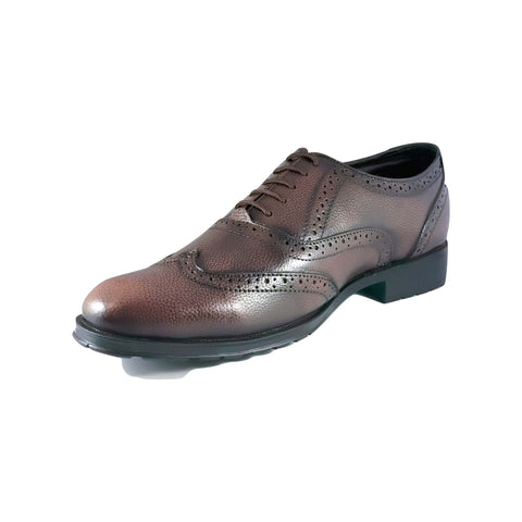 Men's Rugged Quarter Brogue Oxford at Caga Shoe Store