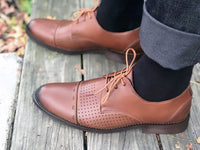 Semi Brogue Oxford