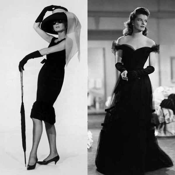 Audrey or Katharine: Favorite Outfits from the Hepburn Greats