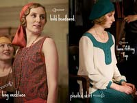 Downton Abbey: 1920's Fashion