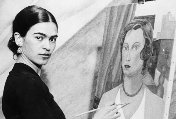 Women Who Inspire: Frida Kahlo