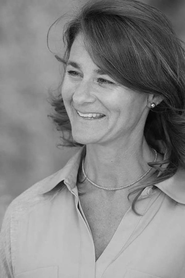 Women Who Inspire: Melinda Gates