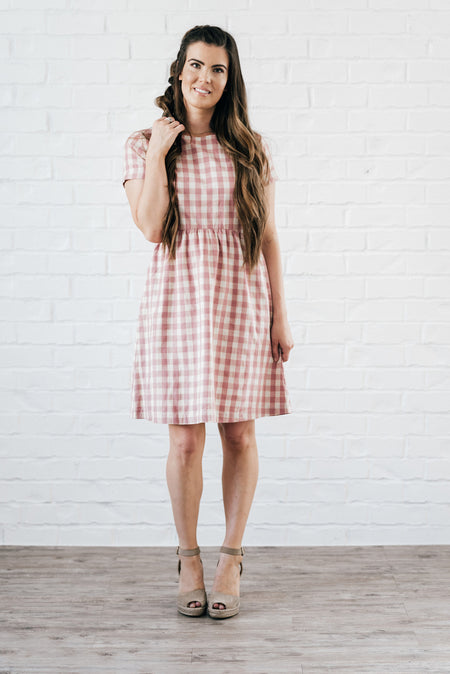 Annabella Dress Pink