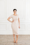 Blush Mod Dress