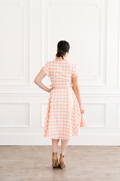 Peaches & Cream Dress