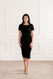 Black Mod Dress