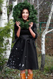 Nutcracker Dress Black