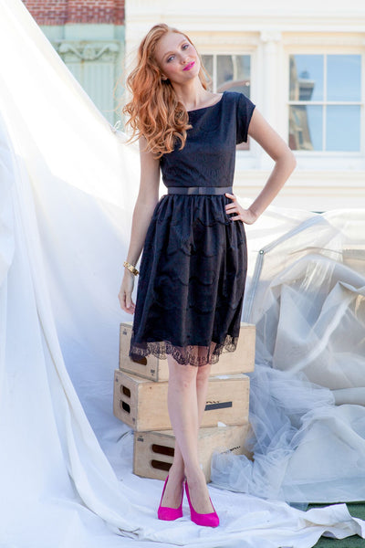 Alice Dress Black