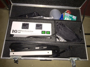 IGC Cold head heat controller