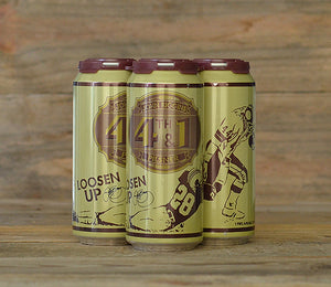Escutcheon Brewing 4th and 1 Pilsner