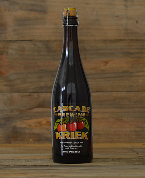 Cascade Brewing Kriek 2015