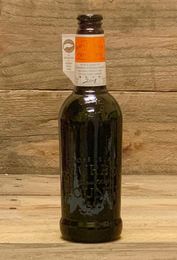 Goose Island Bourbon County Brand Midnight Orange Stout - 2018