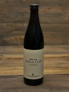 Old Bust Head Gold Cup Stout