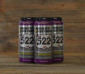 Winchester Cider Works 522 Black Currant