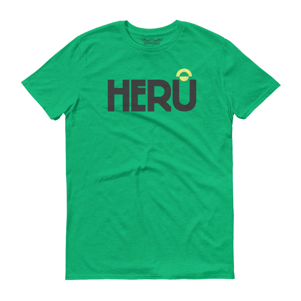 Heru Men's TShirt Heather Green