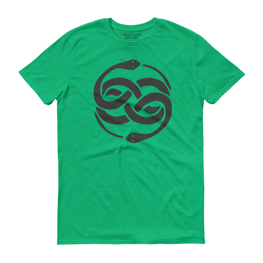 Infinite Men's Tshirt Green