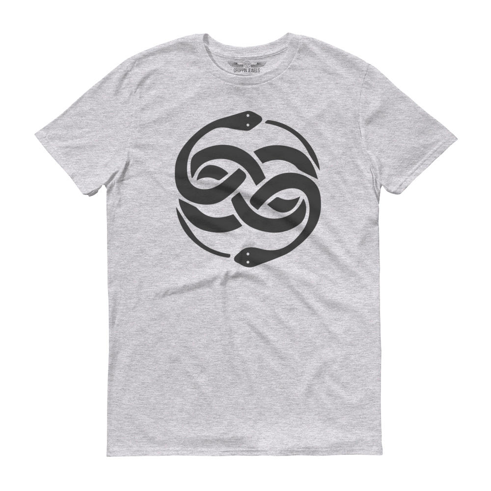 Infinite Men's Tshirt Heather Grey