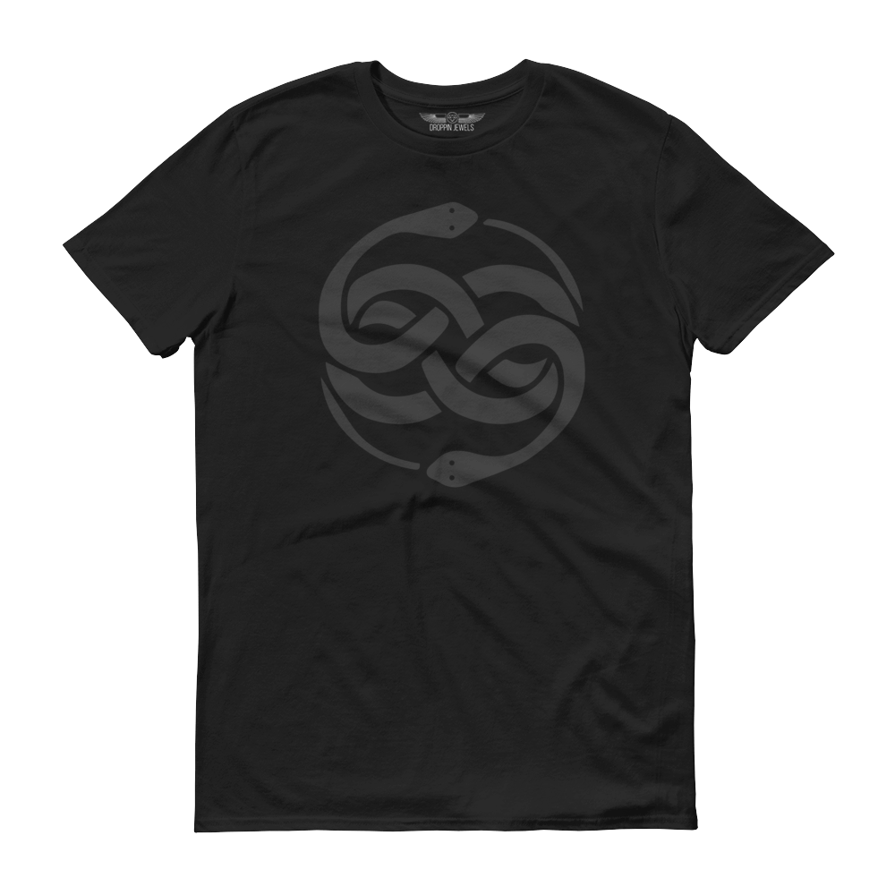 Infinite Men's Tshirt Black