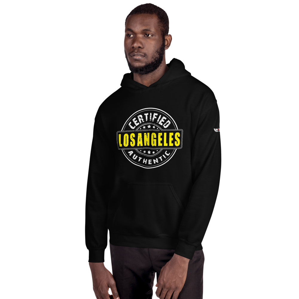 Certified Los Angeles B&T Unisex Hoodie