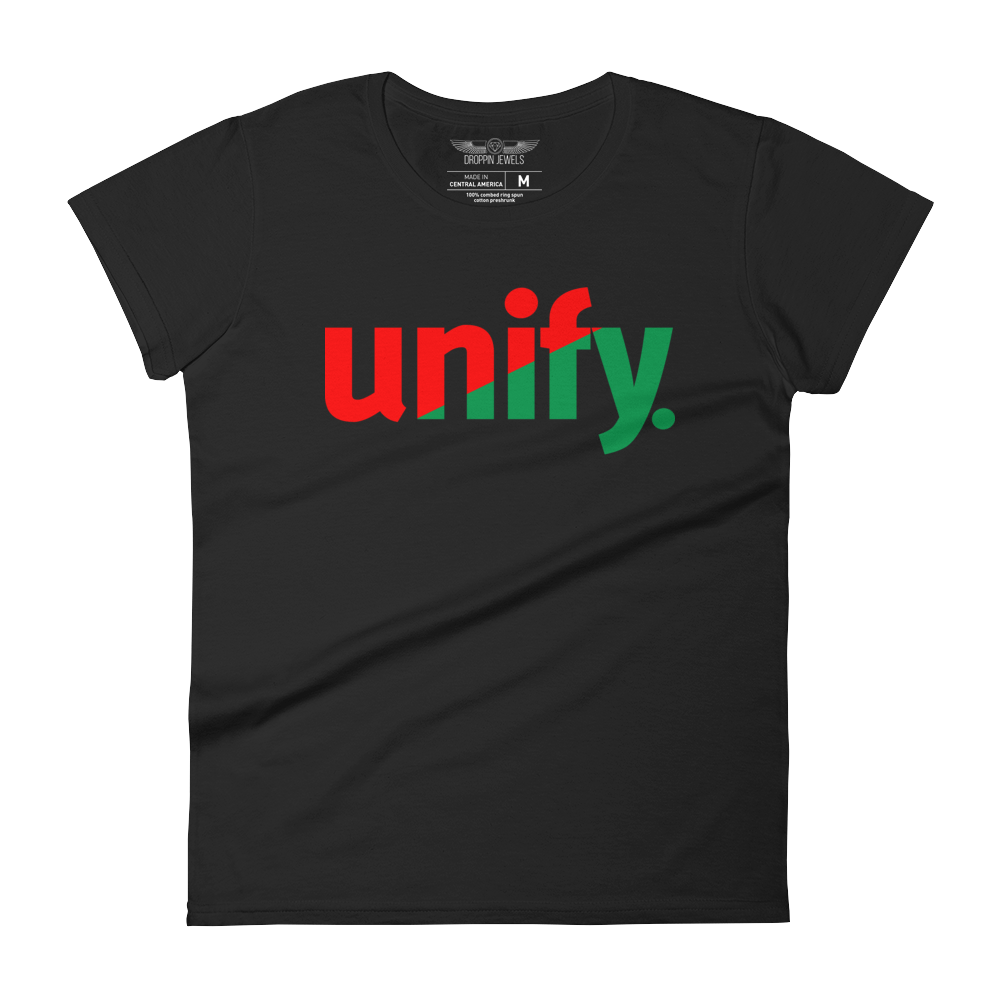 Unify Women's Tshirt Black