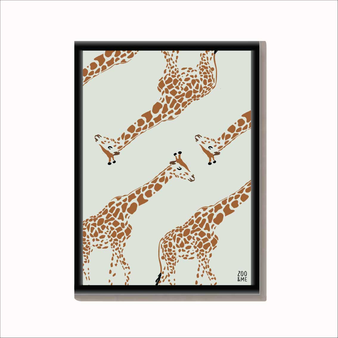 Giraffe - Wildlife