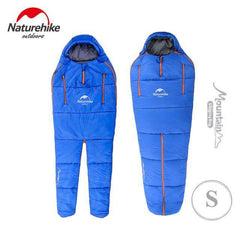 Special Shape 1 Person Waterproof Cotton Sleeping Bag