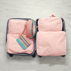 5 in 1 Large Travelling Storage Bag cosmetic bag