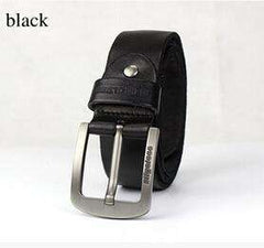 New luxury men's high quality genuine leather belt