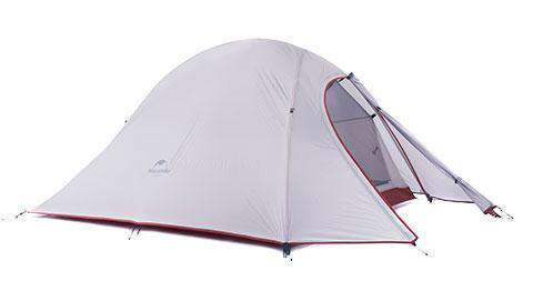 Hiking 20D/210T Ultralight CloudUp Series Tent Fabric With Mat For 2 Person
