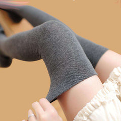 New Fashion Women's Sexy Warm Stockings Long Cotton Thigh High Over The Knee Socks Stockings For Girls Ladies accessories