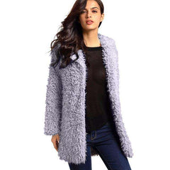 Women's Thick Warm Overcoat