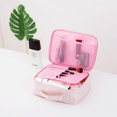 Waterproof Travel Cosmetic Bag  Makeup Organizer