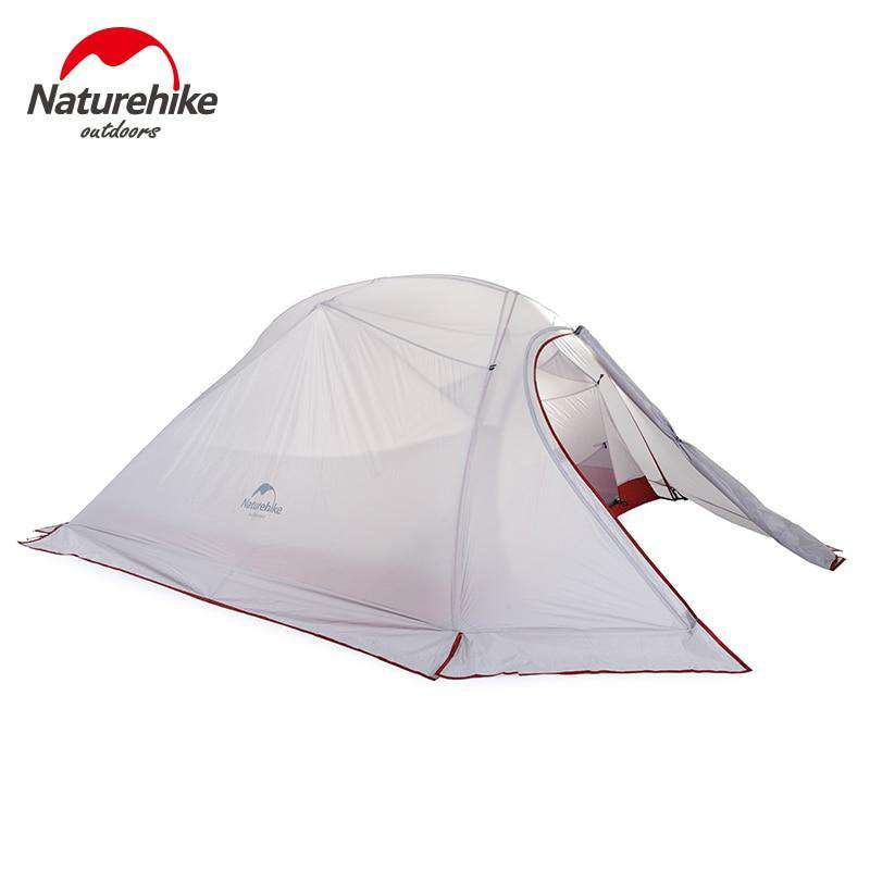 new concept 6d647 8c4dc Ultralight Camping CloudUp Series Tent Family Tent Outdoor Hiking Tent For  3 Person