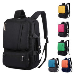 Multifunctional notebook Briefcase Laptop Backpack