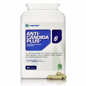 ncapsulate® ANTI-CANDIDA PLUS+