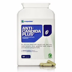 ncapsulate® ANTI-CANDIDA PLUS+ - ncapsulate