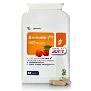 ACEROLA-C+ | Food-based Vitamin C Immunity Booster