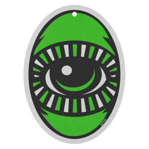 Green EYEZ for your Nose - Air Freshener 3 Pack