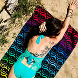 Spectrum EYEZ Beach Towel