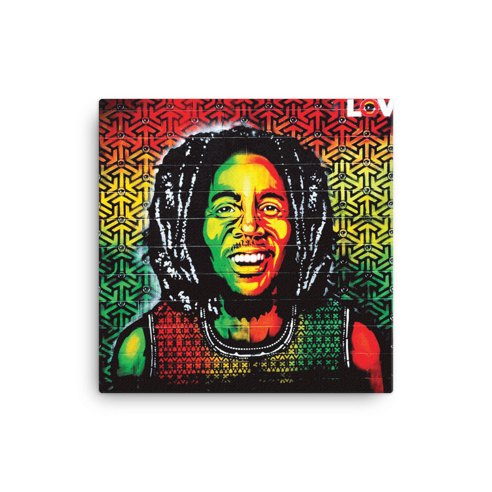 Bob Marley - WE ALL HAVE EYEZ Canvas