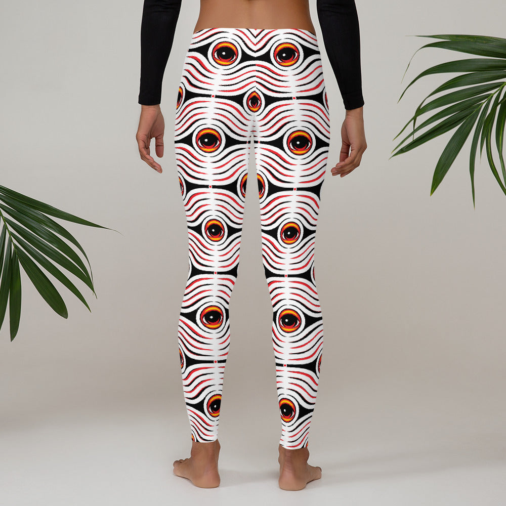 RADIENT EYEZ - EYEZonLEGS Leggings