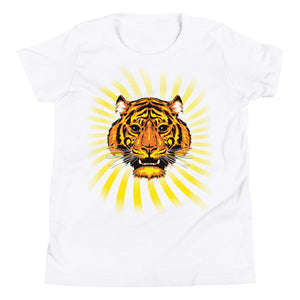 EYEZ of the Tiger - Youth Short Sleeve T-Shirt