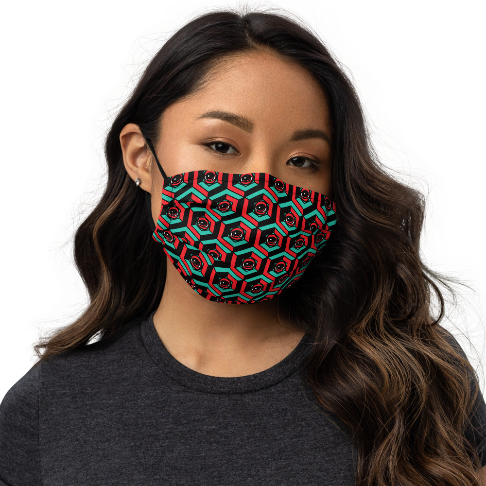 EYEZ CUBED Face mask